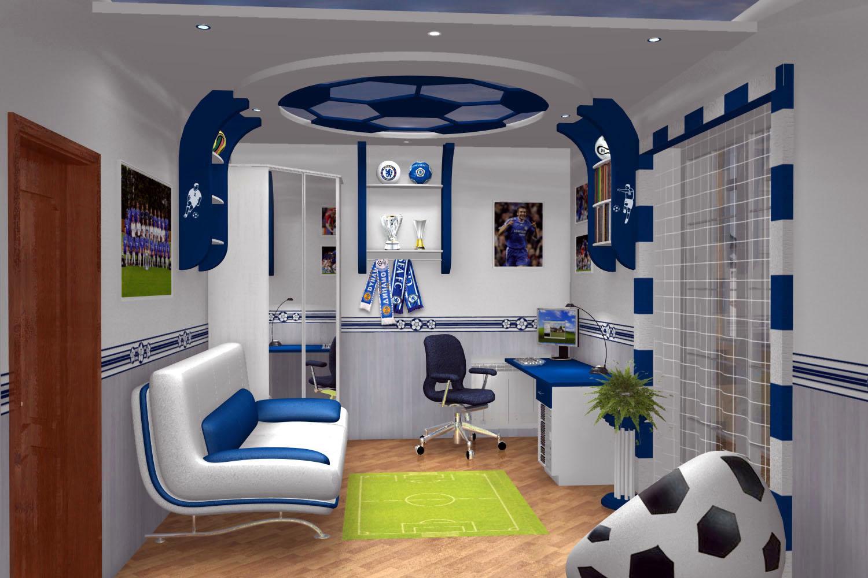 Anda Ingin Membuat Kamar Tidur Anak Coba Design Chelsea Ini
