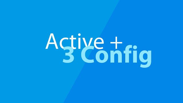 3 Active Sav + 3 Config Performa 360p Dan 480p Untuk Hp Kentang Pubg Mobile