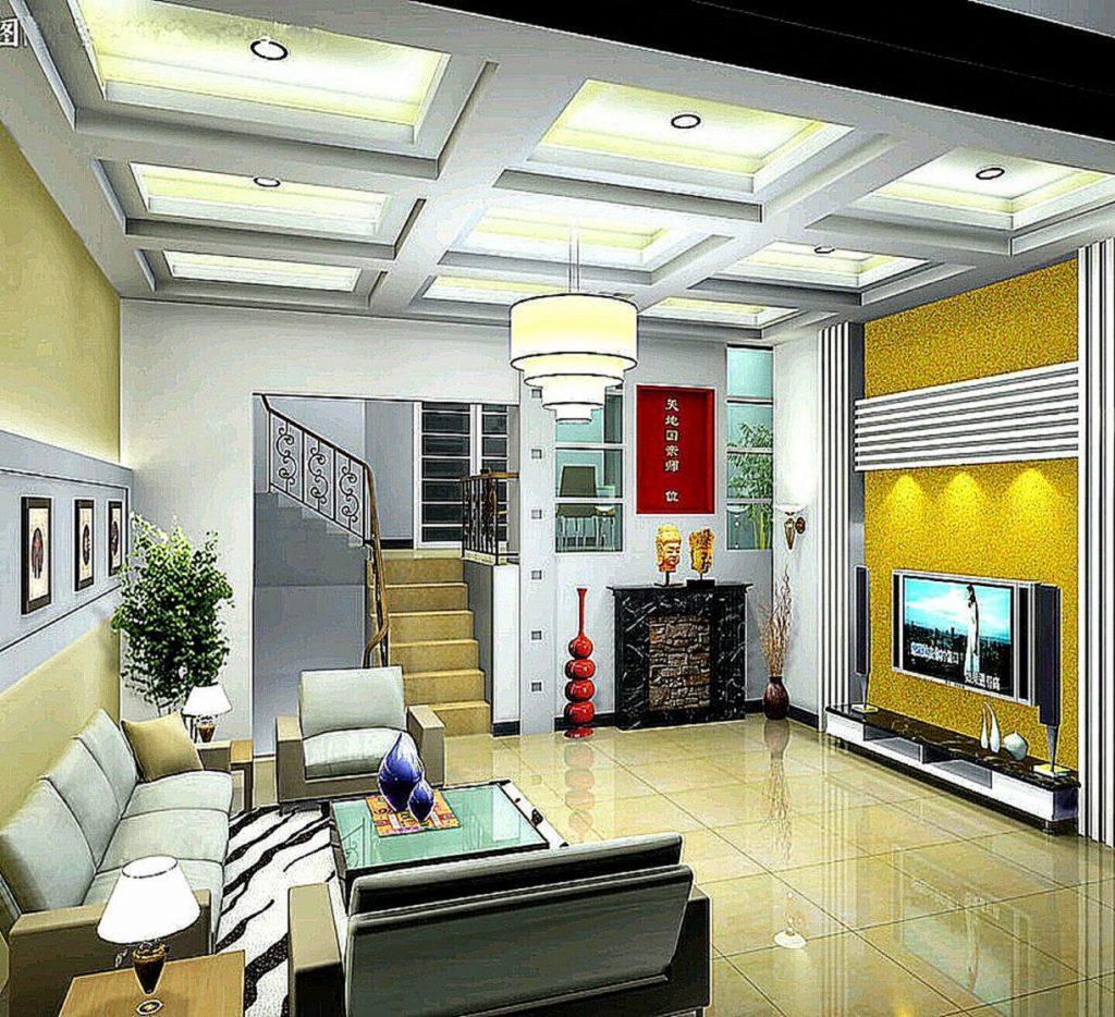 69 Desain Interior Rumah Minimalis Modern 2 Lantai