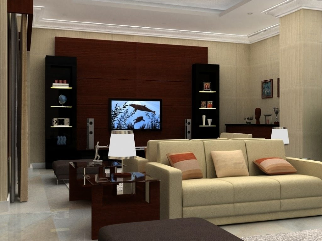 Memilih Warna Elegan Untuk Ruang Keluarga Renovasi Rumahnet