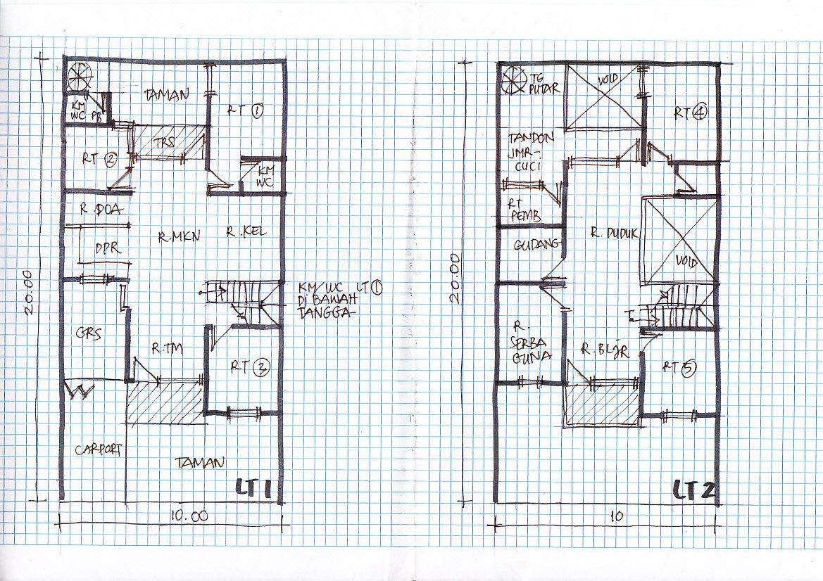 60 Desain Rumah Minimalis Ukuran 8x9   Desain Rumah Minimalis Terbaru