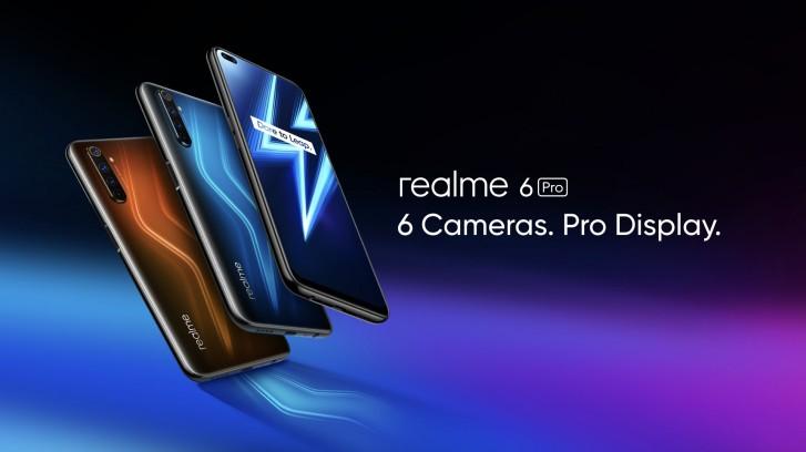 Realme 6 and 6 Pro 2