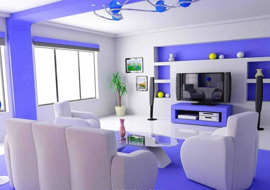 Warna Cat Luar Rumah Yang Cerah Desain Rumah Minimalis 12 Cat