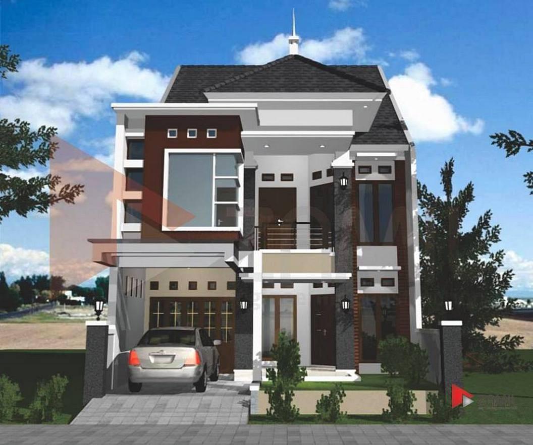 70 Desain Rumah Minimalis 2 Lantai Dengan Biaya Murah