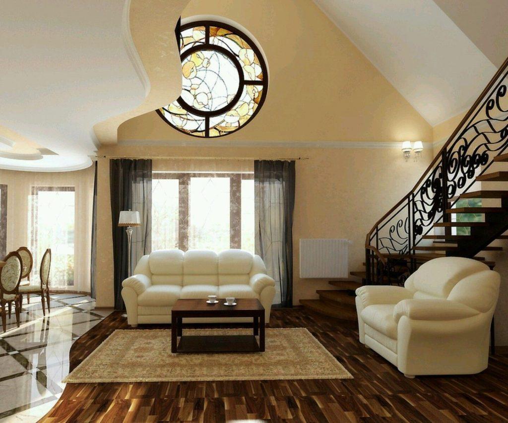 Ruang Tamu Minimalis Pada Desain Rumah Sederhana Terbaru