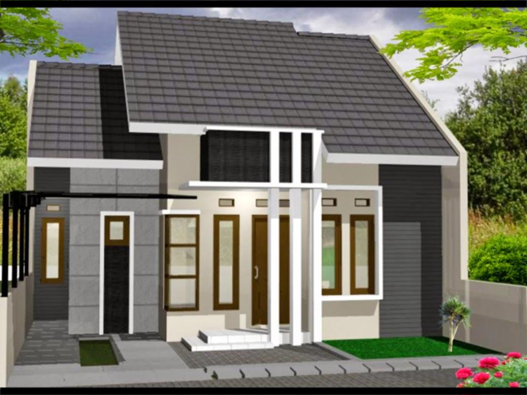 Warna Cat Rumah Exterior 2020