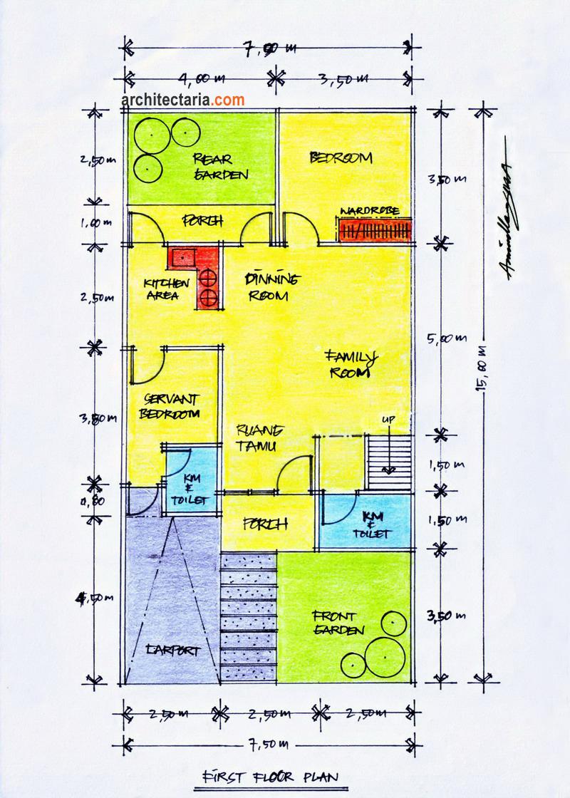 Gambar Rumah Modis Update Rumah Minimalis 5 X 9