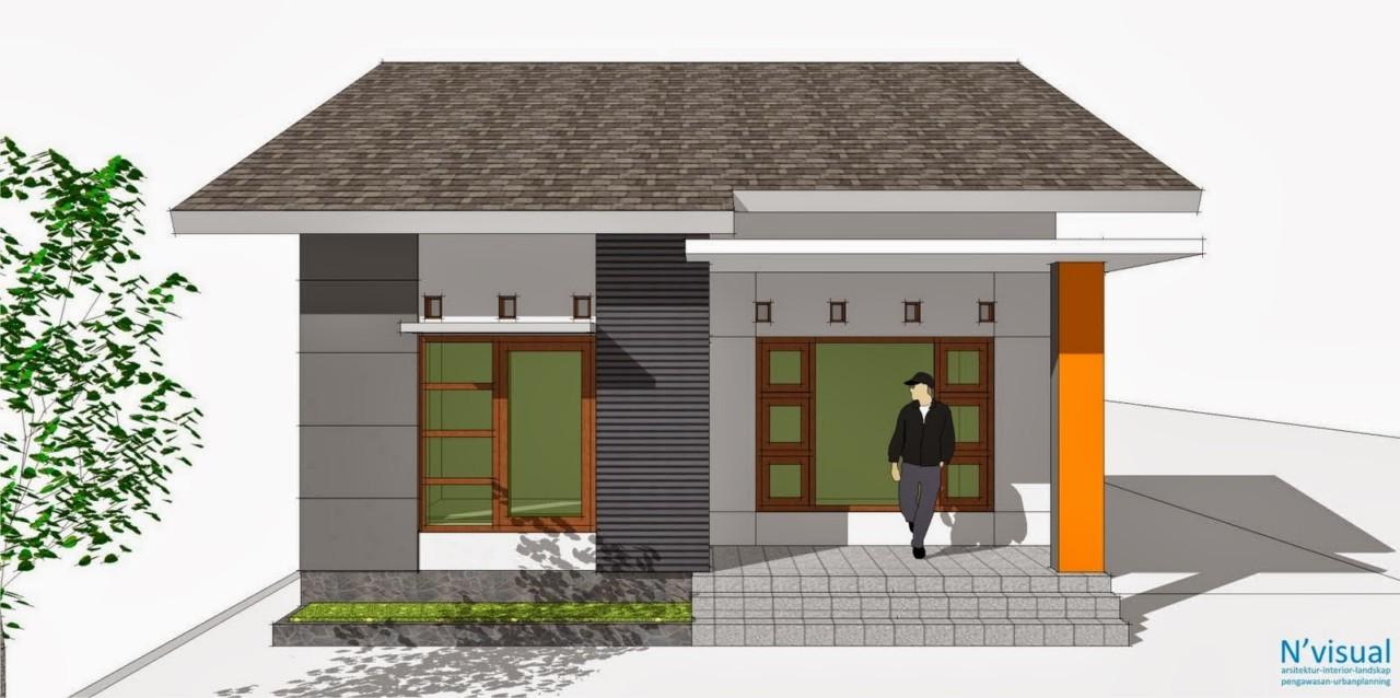 61 Desain Rumah Minimalis Yang Irit Biaya