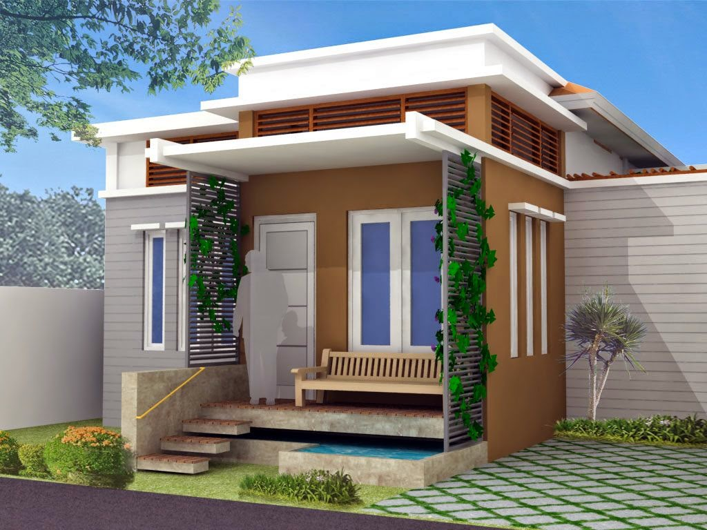 69 Desain Rumah Minimalis Ukuran Tanah 50 Meter Desain Rumah Minimalis Terbaru
