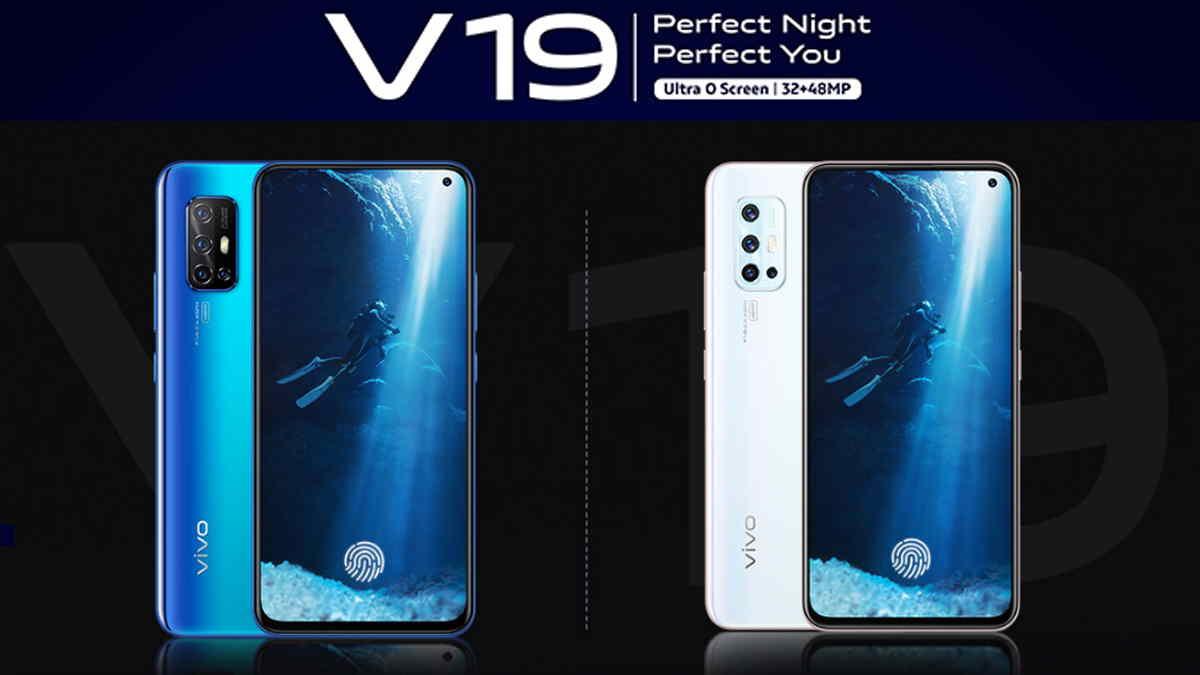 Fitur, Harga, Dan Spesifikasi Vivo V19 Lengkap