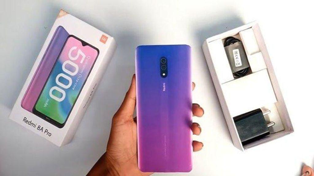 Redmi 8a Pro Ponsel Ram 3 Giga Dengan Harga 1 Jutaan