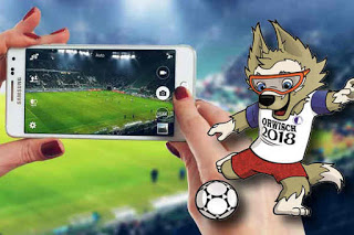 Nonton Streaming Siaran Piala Dunia Melalui Wifi Di Handphone