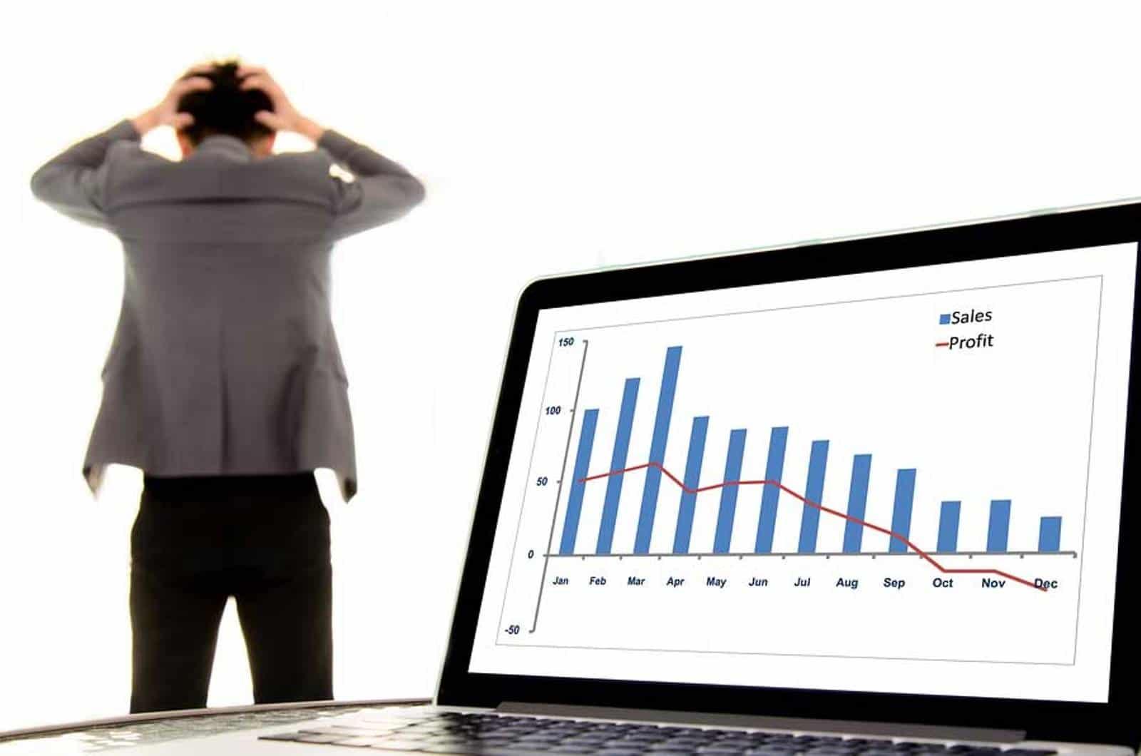 Omzet Penjualan Menurun Waspada Penyebab Dan Solusinya
