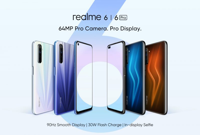 Spesifikasi Realme 6 And 6 Pro Lengkap Beserta Harganya