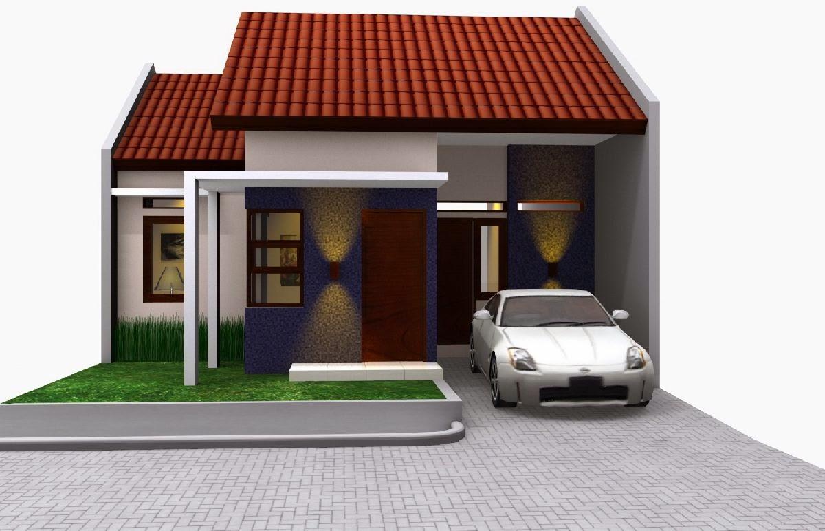 69 Desain Rumah Minimalis Ukuran 8x12 Meter