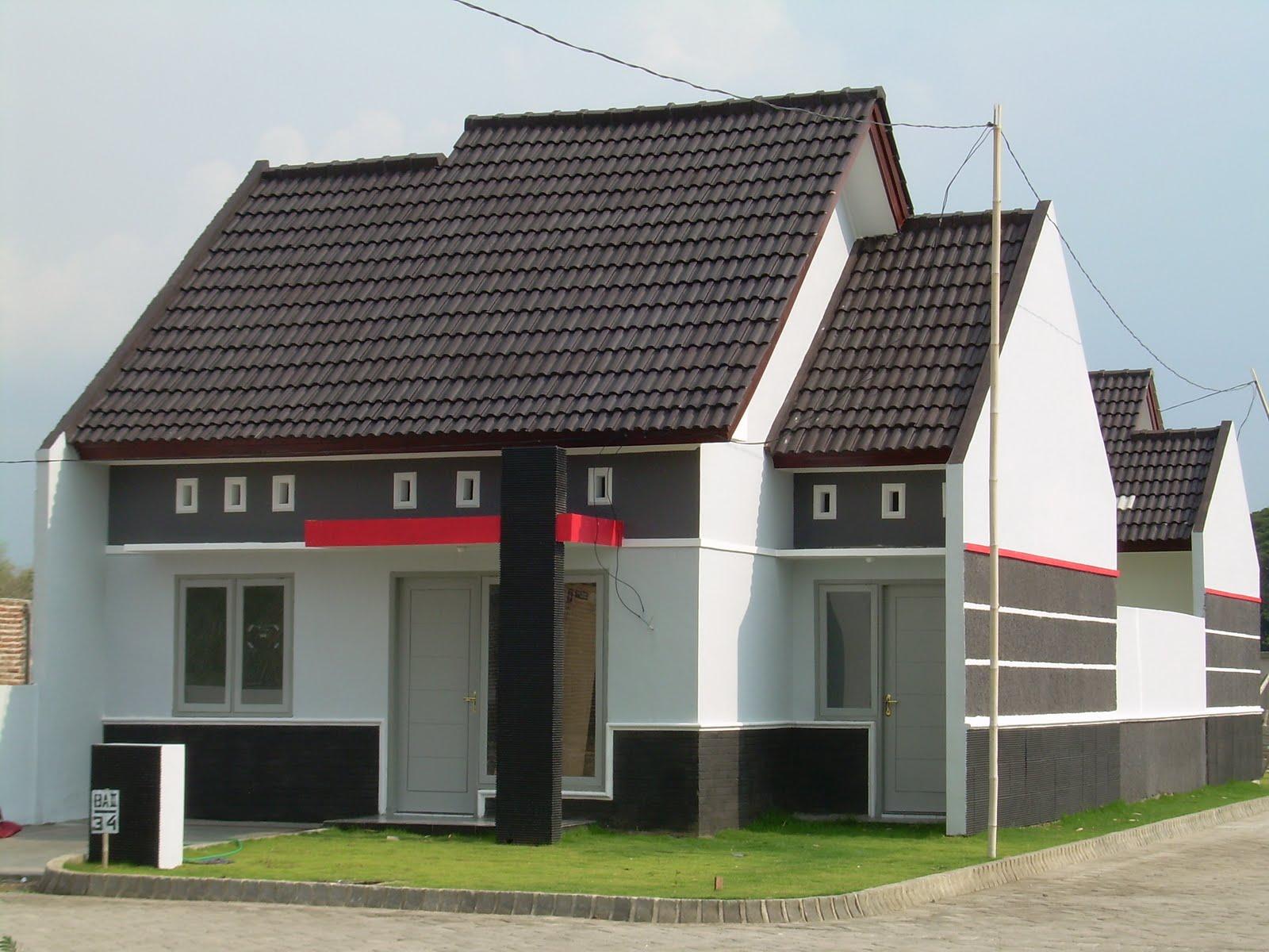 70 Desain Rumah Minimalis 2 Lantai Tampak Atas