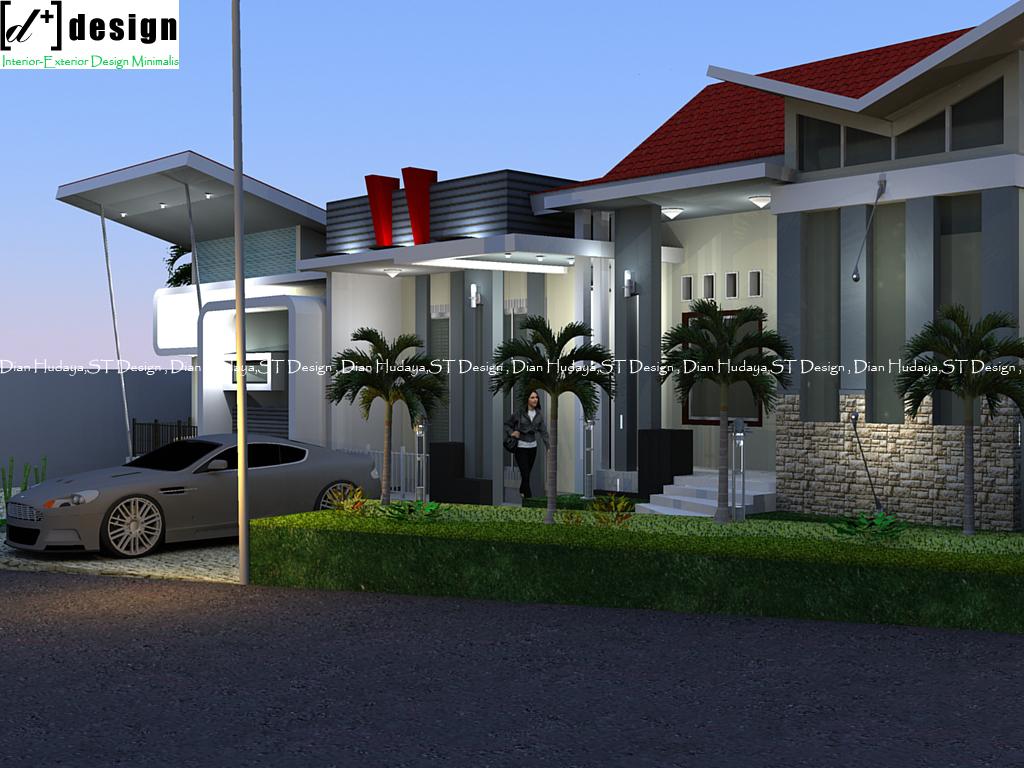 68 Desain Rumah Minimalis Tropis | Desain Rumah Minimalis Terbaru