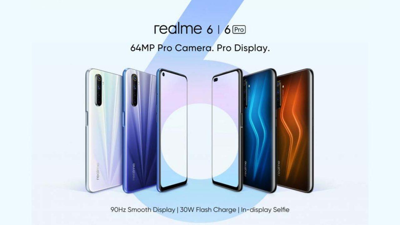 Spesifikasi Hp Realme 6 Pro Lengkap Dengan Harganya Di Indonesia
