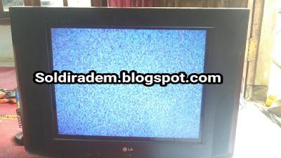 Catatan Servis Panggilan 3 Tv Sekaligus Dalam Sehari Lg, Sharp, Panasonic