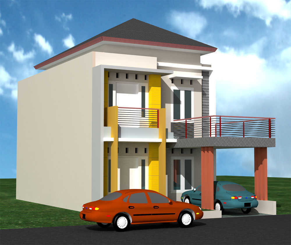 Pembangunan Denah Rumah 2 Lantai Minimalis Renovasi Rumahnet