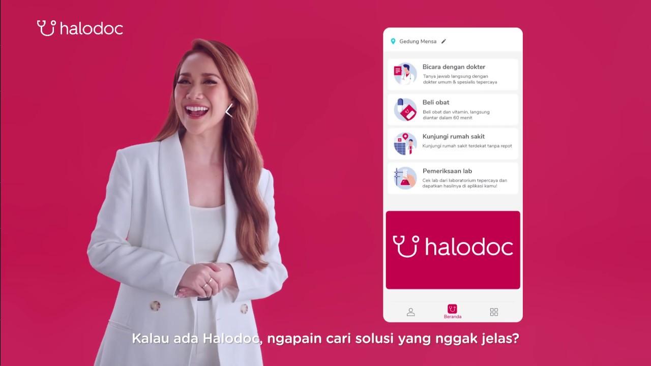 Cara Menggunakan Aplikasi Halodoc