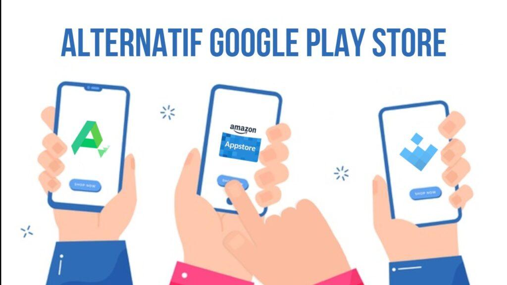 Aplikasi Pengganti Google Play Service