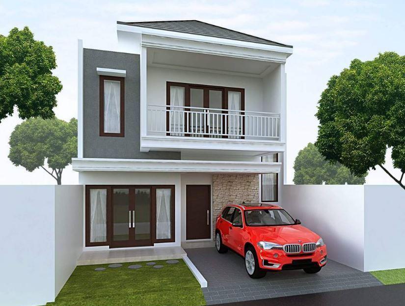 Hitung Hitung Biaya Berdiri Rumah 2 Lantai 2019