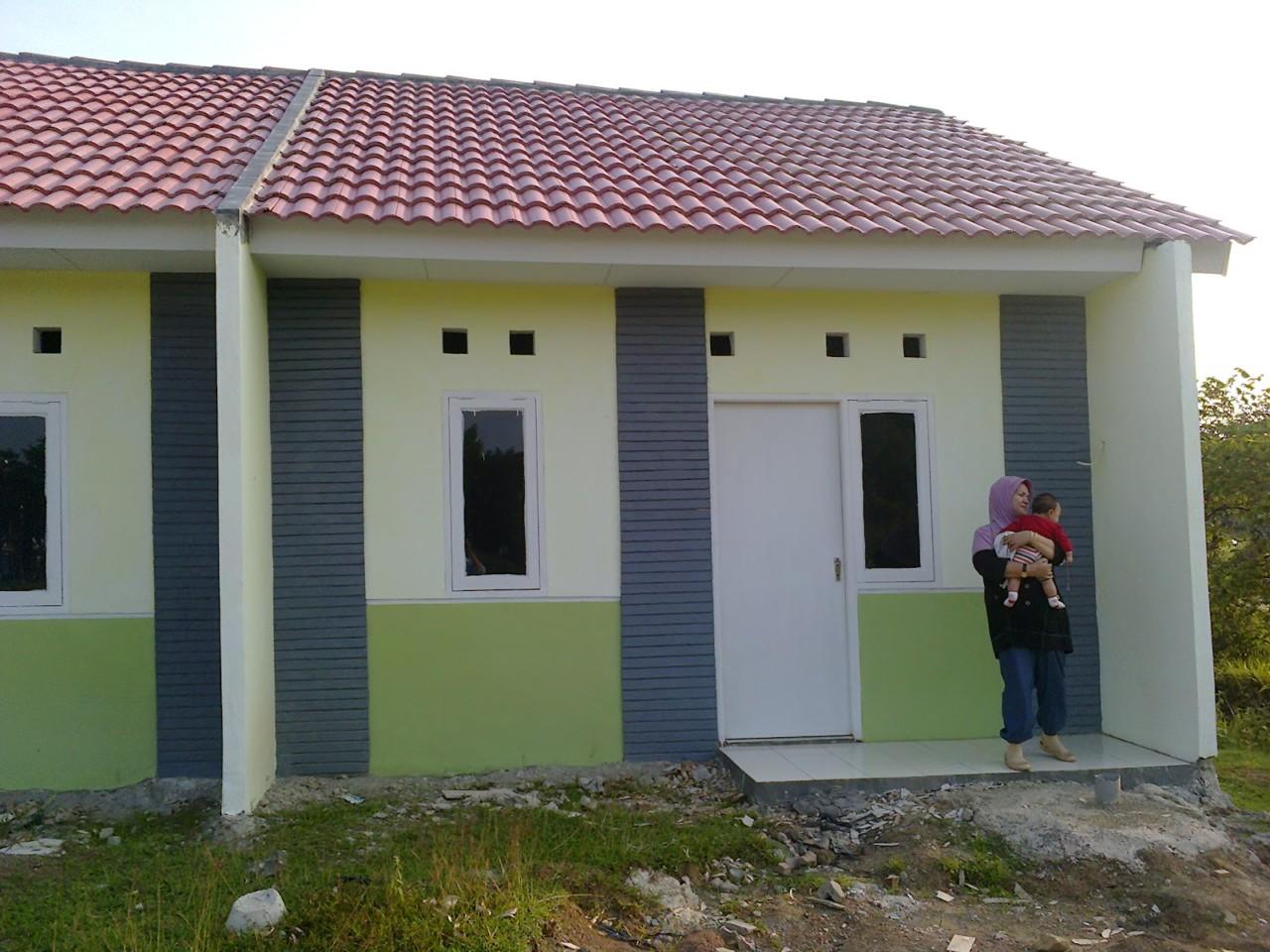 69 Desain Rumah Minimalis Ukuran 6x11