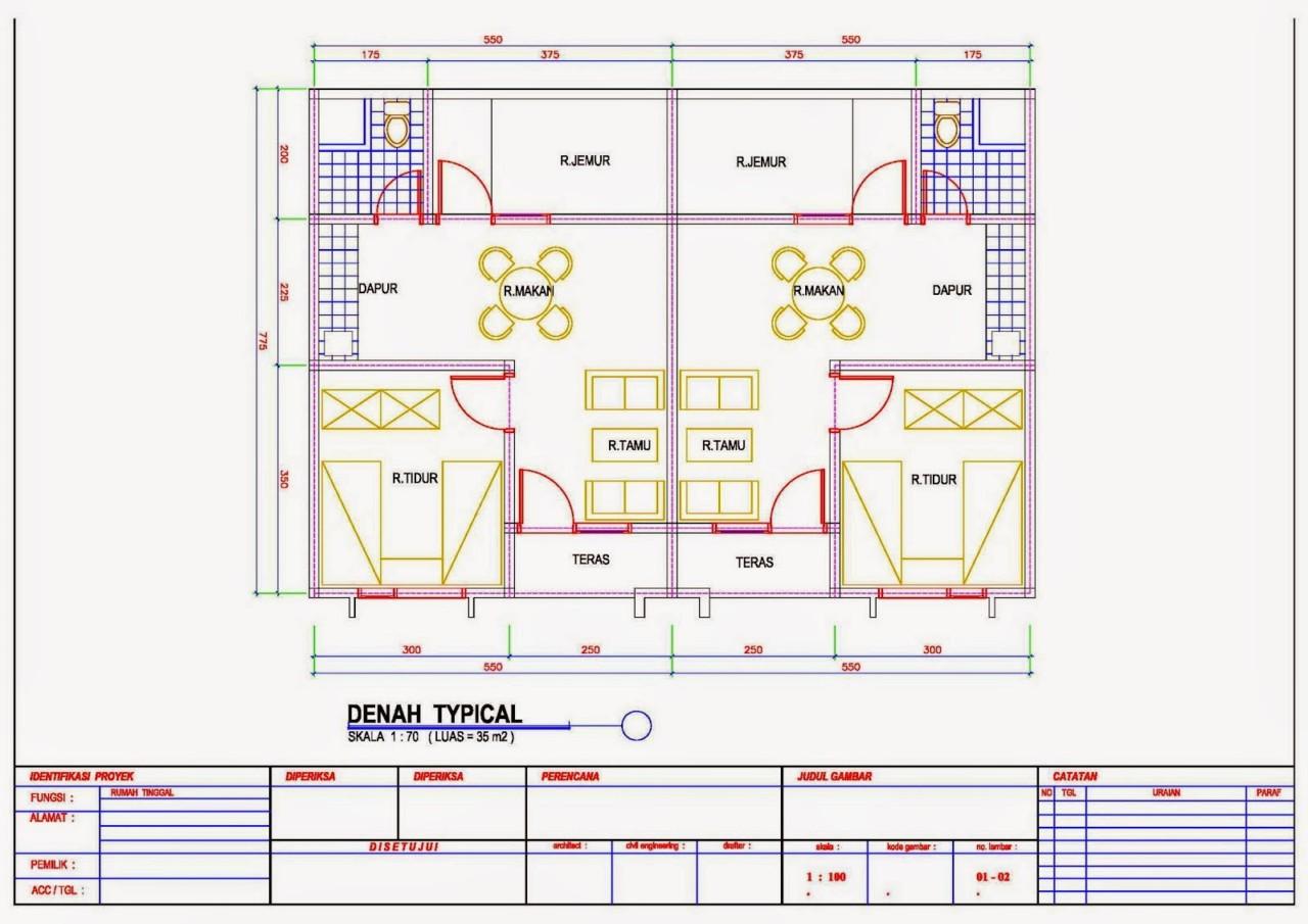 68 Desain Rumah Minimalis Ukuran 15x15 | Desain Rumah Minimalis Terbaru
