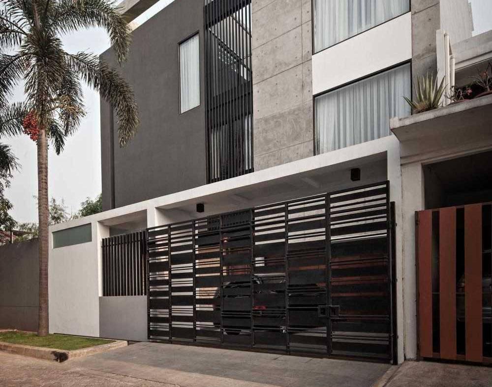 Model Pagar Besi Minimalis Lantai 2 | SEON One Stop Solution