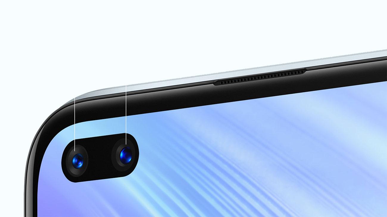 Deretan  Hp Android Dengan Kamera Dual Punch Hole