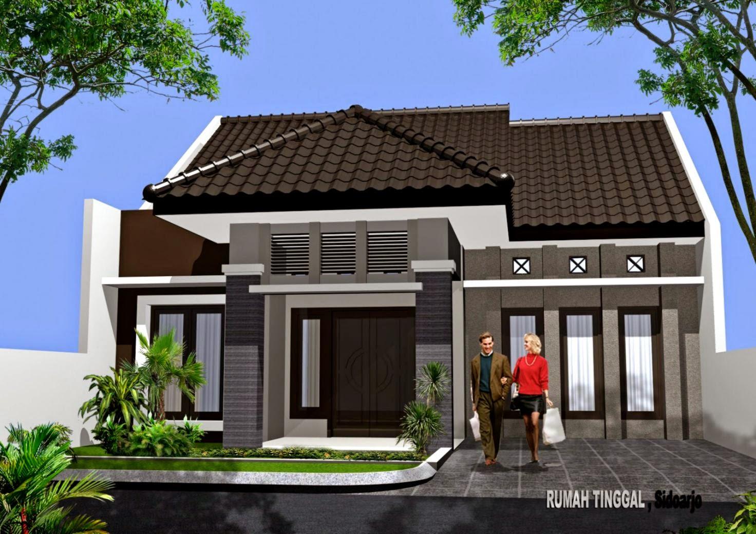 65 Desain Rumah Minimalis 2 Lantai Bentuk L Seon One Stop Solution