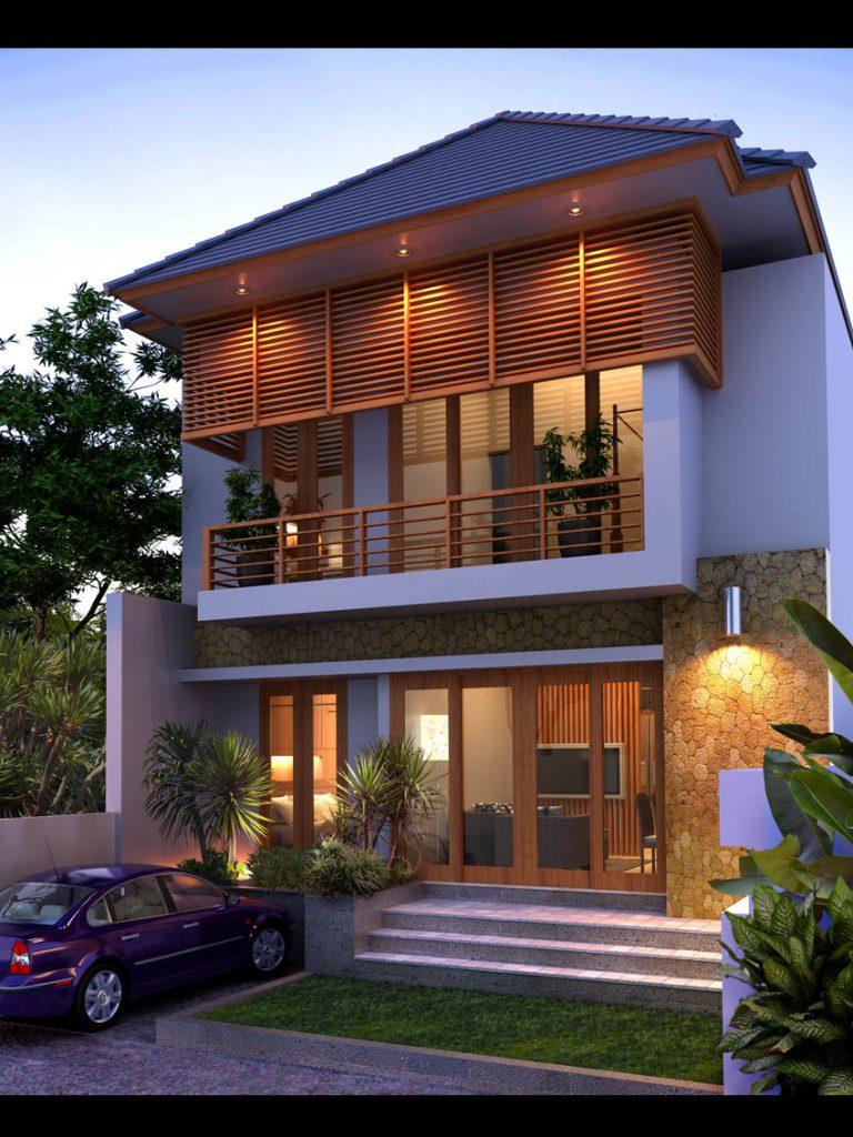 69 Desain Rumah Minimalis Model Villa | Desain Rumah Minimalis Terbaru | SEON One Stop Solution