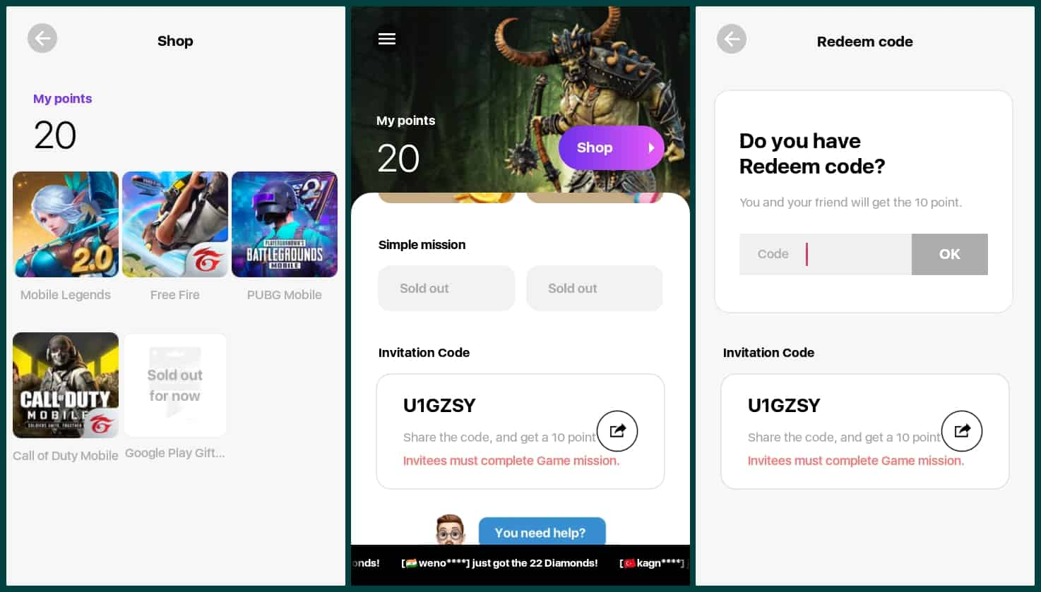 Download Aplikasi Diamond Pang Mod Apk