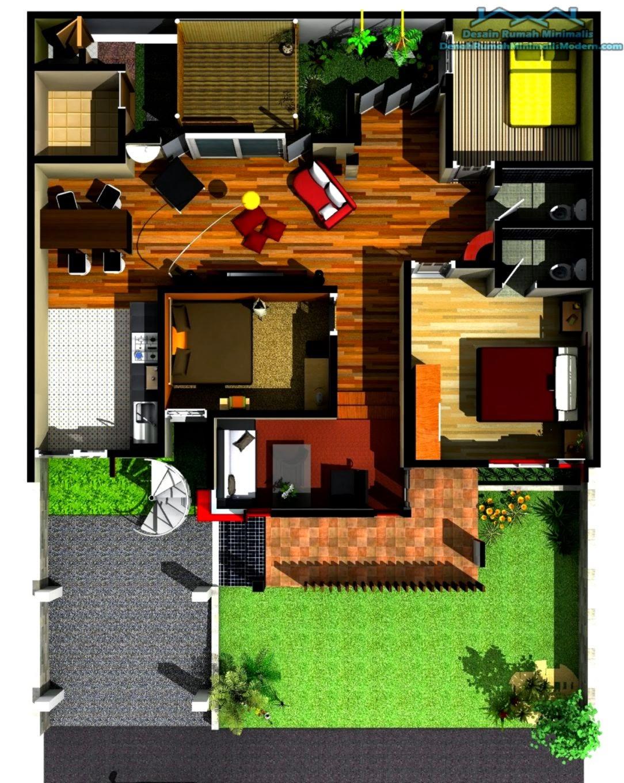 69 Desain Rumah Minimalis Ukuran Tanah 50 Meter Desain Rumah Minimalis Terbaru Seon One Stop Solution