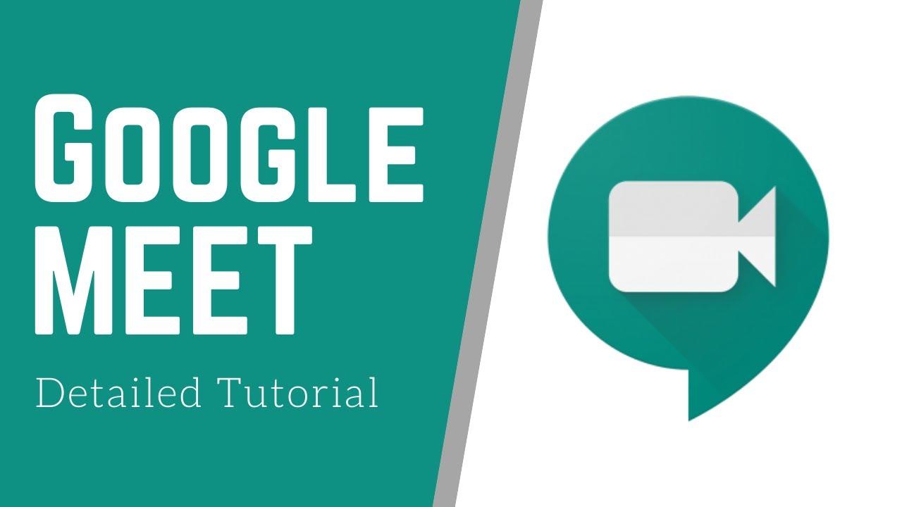 Cara Share Screen Di Google Meet Dengan Mudah
