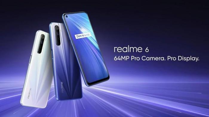 Bedah Lengkap Spesifikasi Dan Harga Realme 6