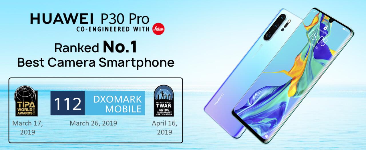 Spesifikasi Dan Harga Handphone Huawai P30 Pro