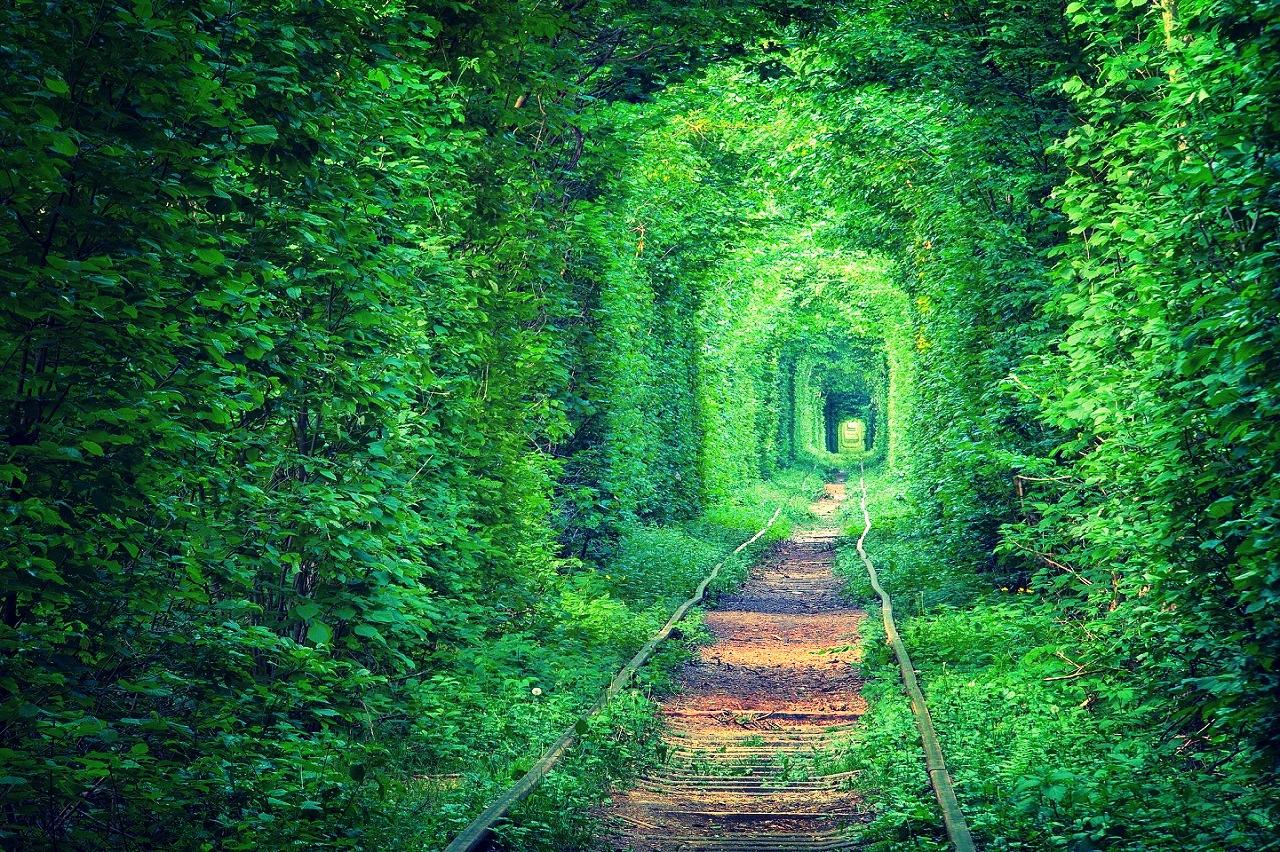 11 Jalur Kereta Api Terindah Di Dunia