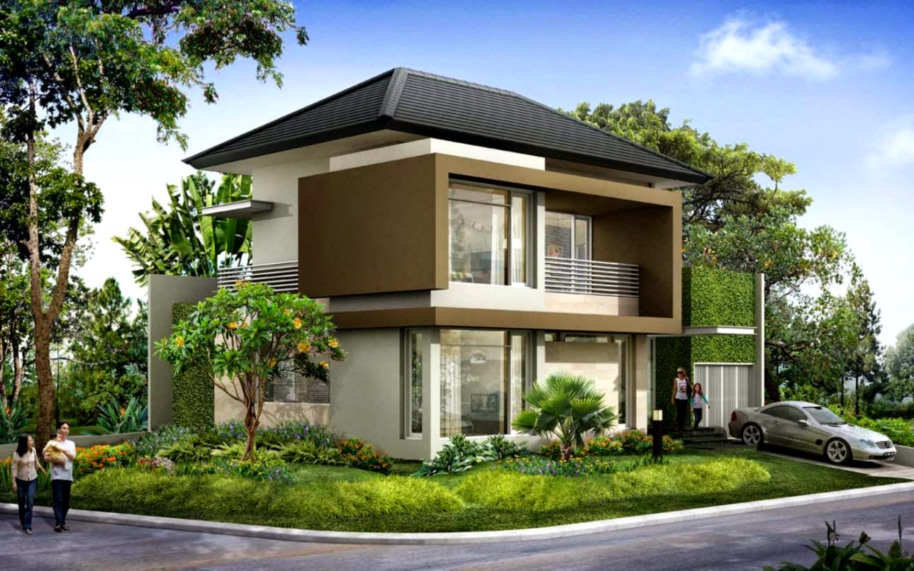 67 Desain Atap Rumah Minimalis Modern 2 Lantai Desain Rumah Minimalis Terbaru