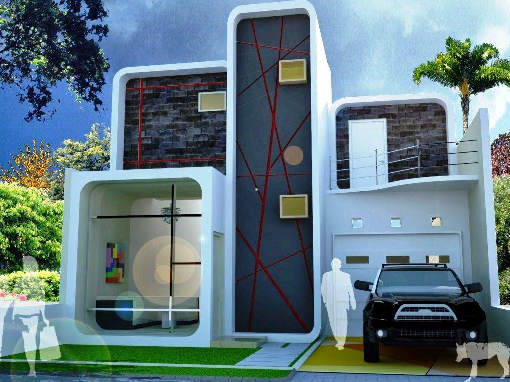 70 Desain Rumah Mungil Minimalis Modern 2 Lantai Desain Rumah Minimalis Terbaru