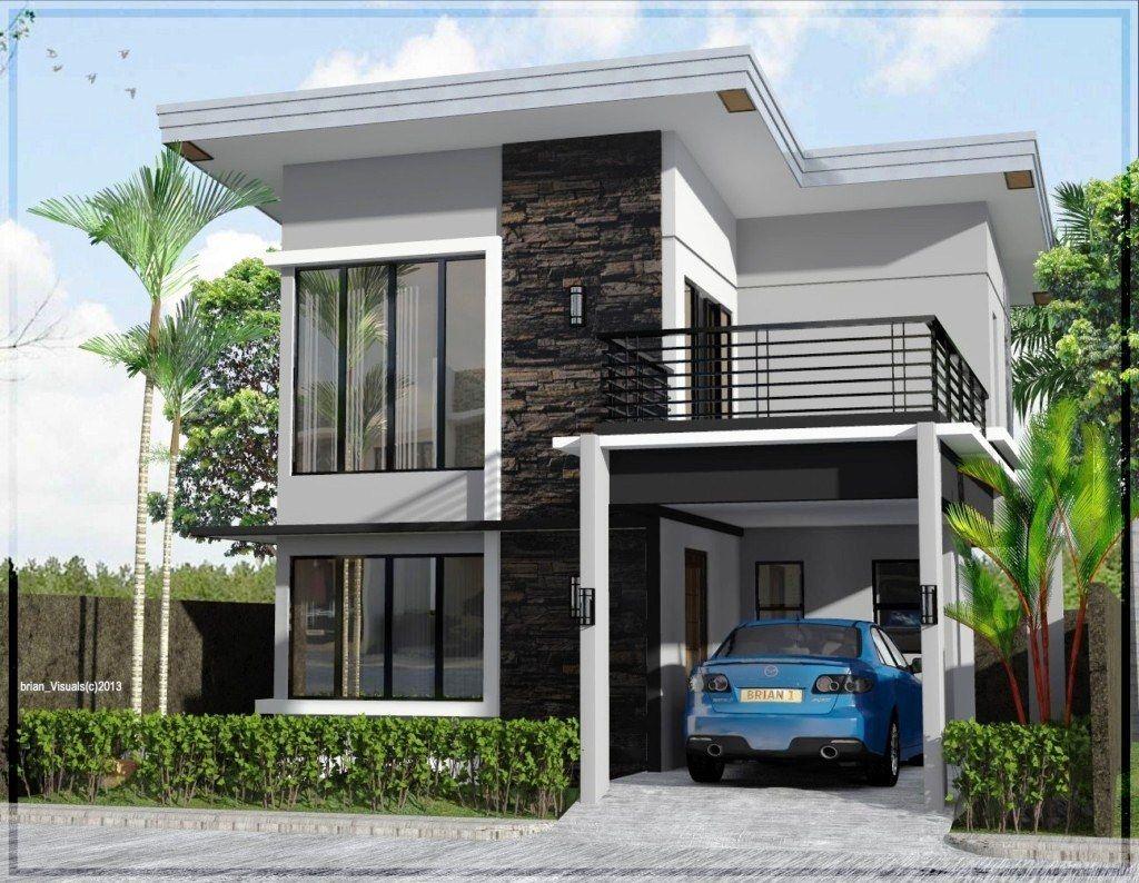 64 Desain Rumah Minimalis 2 Lantai Dengan Balkon Desain Rumah Minimalis Terbaru Seon One Stop Solution