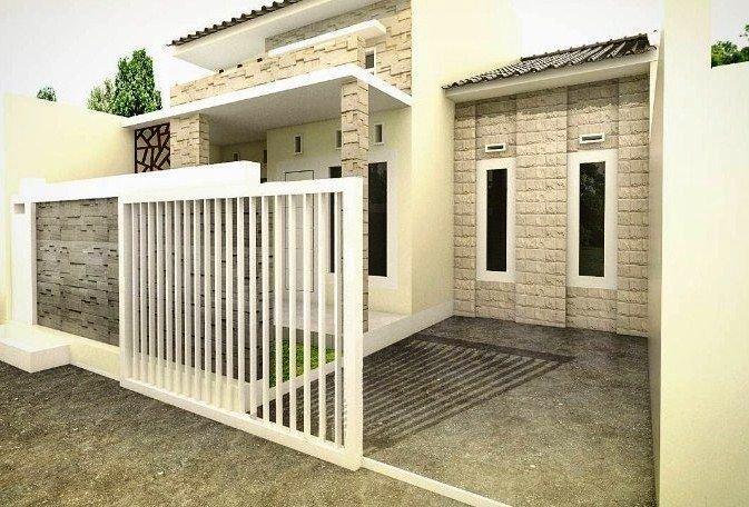 Model Pagar Tembok Rumah Minimalis Type 36 Seon One Stop Solution