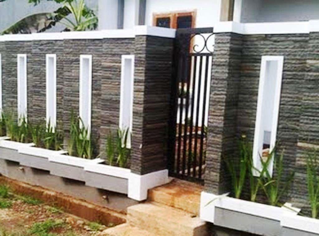 Model Pagar Tembok Depan Rumah Minimalis Seon One Stop Solution