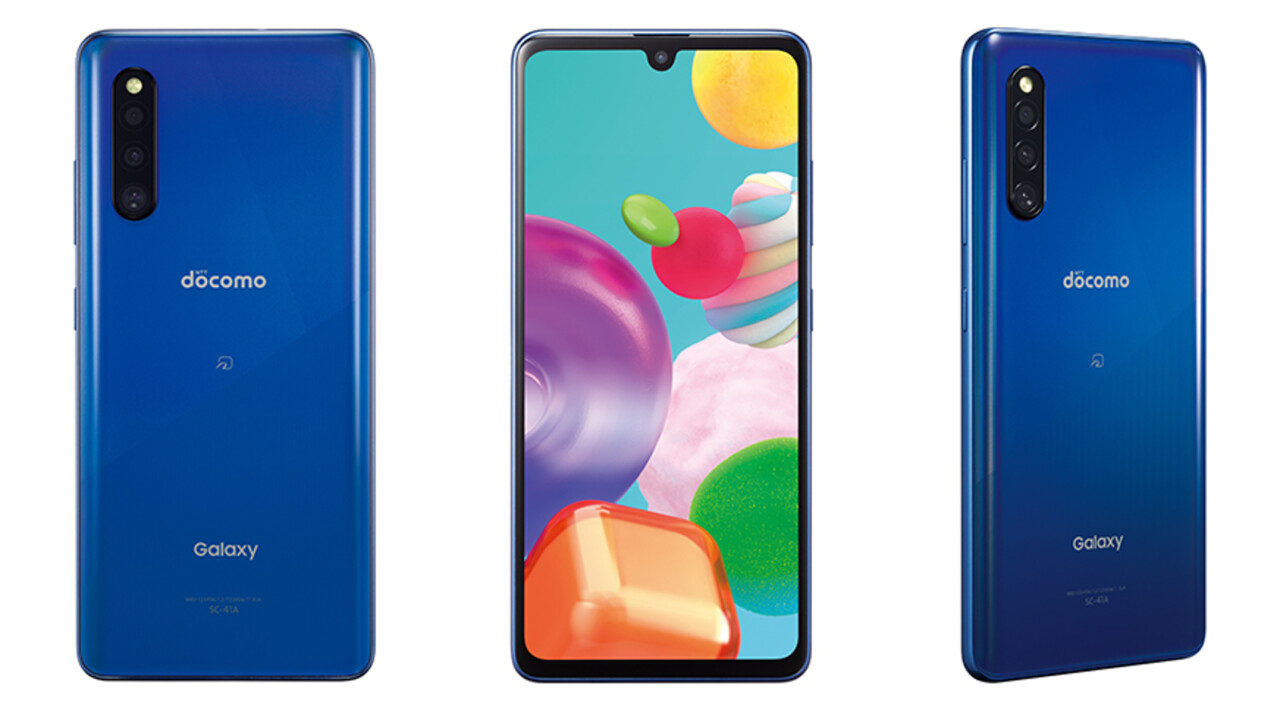 Samsung Galaxy A41, Review Spek Dan Harga