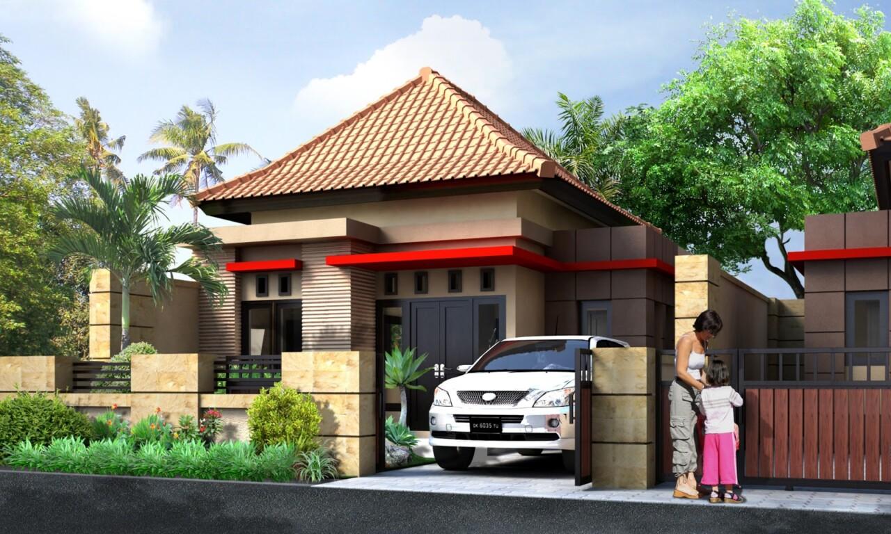 67 Desain Rumah Minimalis Style Bali