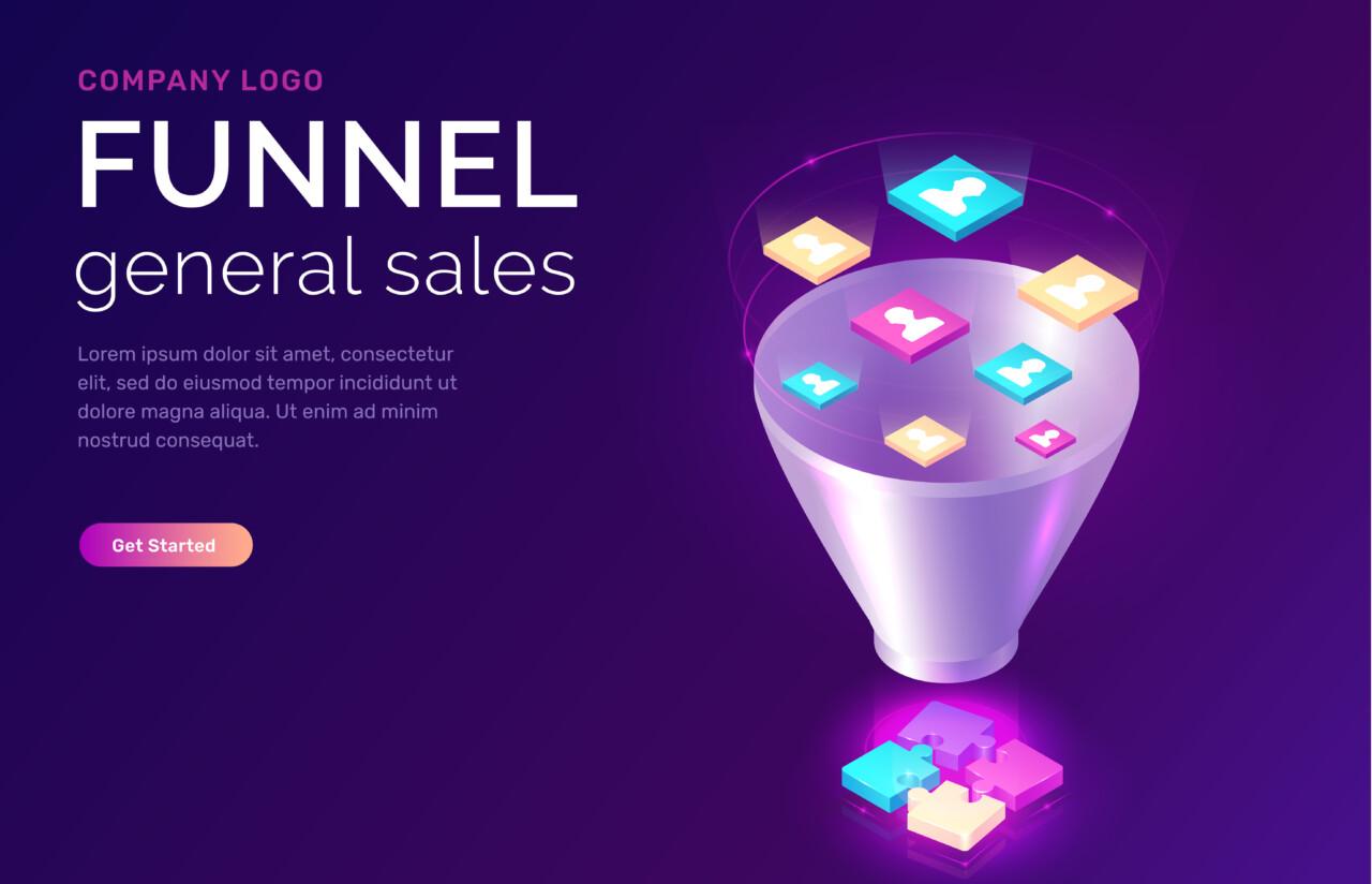 Rahasia Sales Funnel Yang Tokcer Pada Bisnis Online