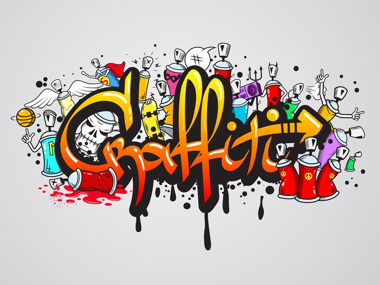 Cara Edit Tulisan Graffiti Lewat Hp