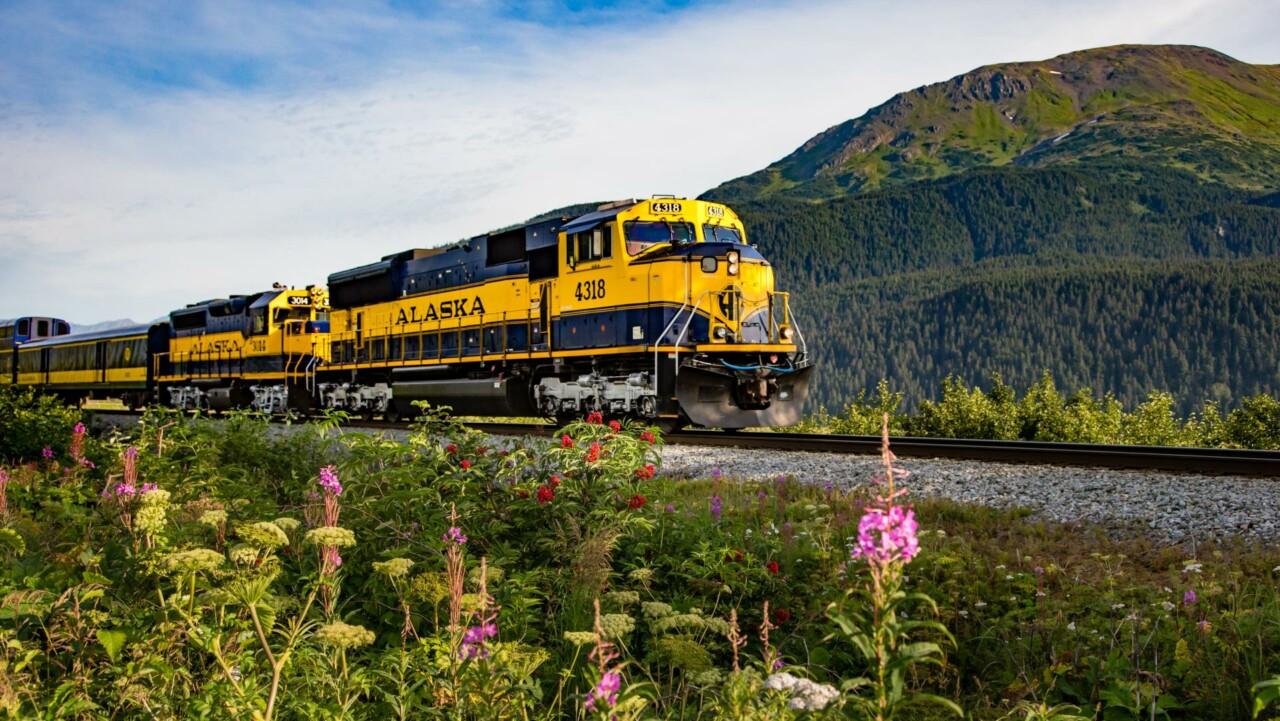 10 Jalur Kereta Api Terindah Di Amerika