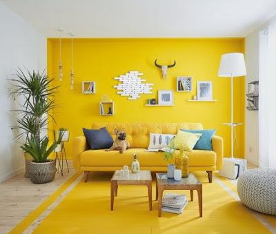Warna Cat Rumah Menurut Fengshui 2020